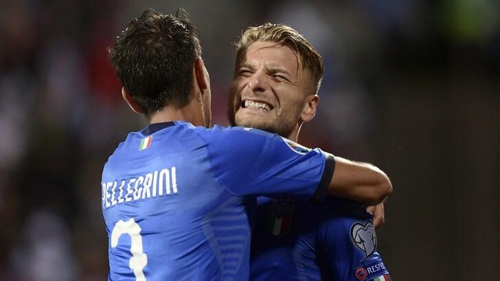 Finlandia-Italia 1-2: Mancini a un passo da Euro 2020 con Immobile e Jorginho