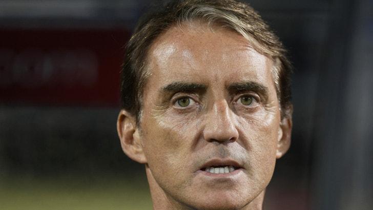 """Mancini: """"Contro la Grecia decisiva? L'Olimpico sia pieno!"""""""