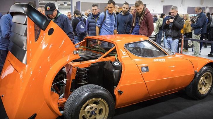 Salone di Auto e Moto d'Epoca 2019 a Padova, il programma dell'evento
