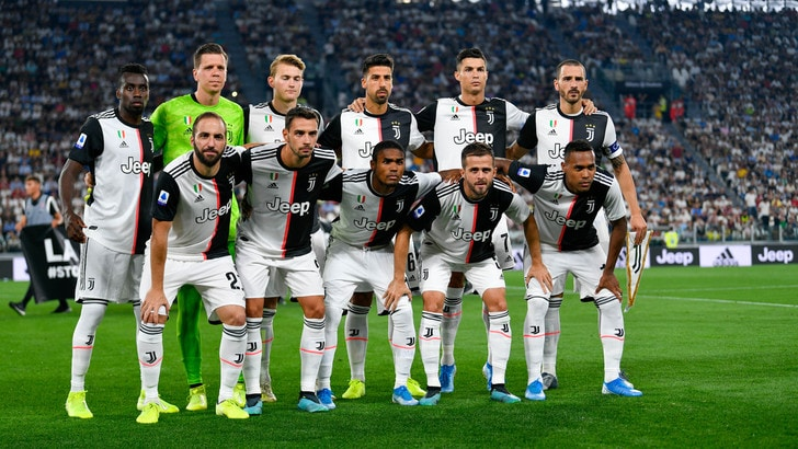 Cies, Juve 5ª squadra più costosa d'Europa