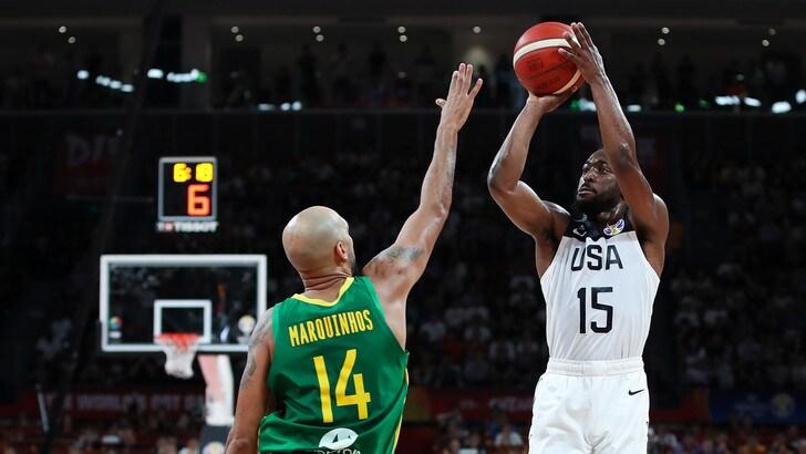 USA e Francia, al Mondiale di basket sarà super sfida nei quarti di finale