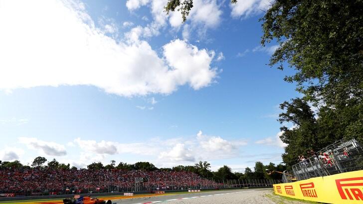 F1: il Mugello si candida per il 2025