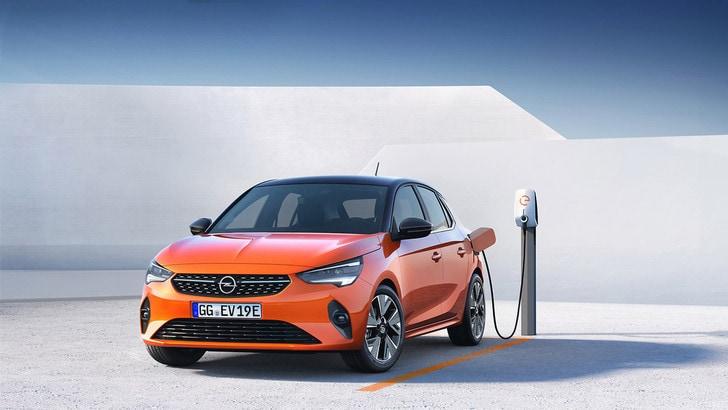 Opel Corsa-e, l'utilitaria elettrica anticipa il resto della Casa