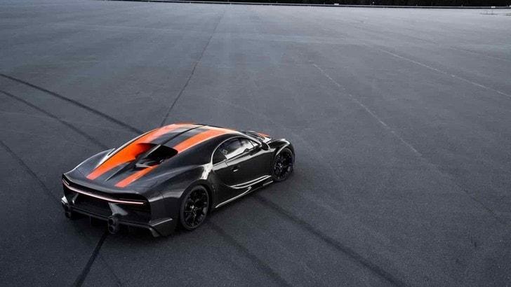 Bugatti Chiron Super Sport 300+, 30 esemplari da 4 milioni di euro