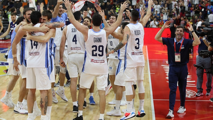 Argentina, che impresa: eliminata la Serbia dai Mondiali di basket