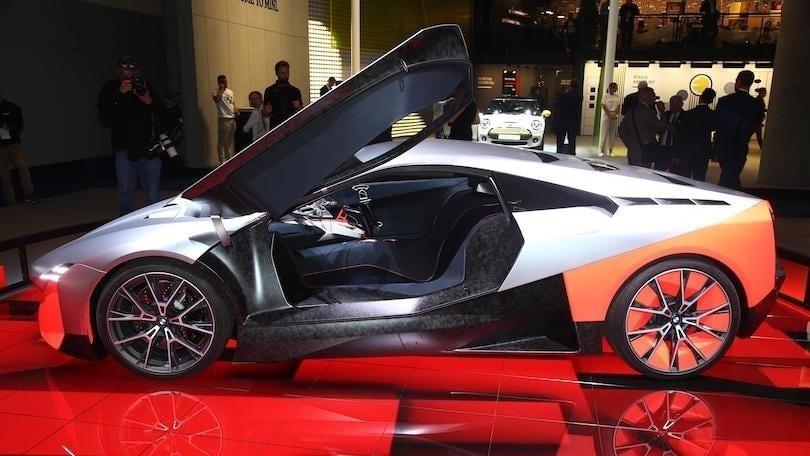 BMW tra presente e futuro a Francoforte