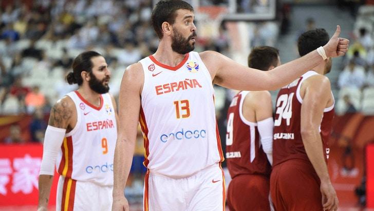 La Spagna batte la Polonia e conquista la semifinale del Mondiale di basket
