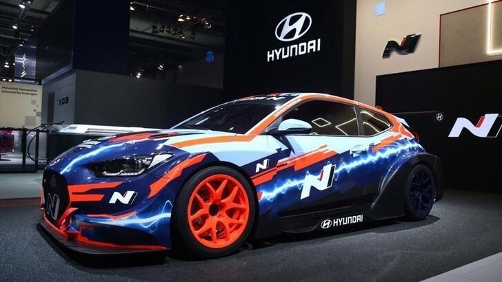 Il Salone di Francoforte presenta una Hyundai total sport