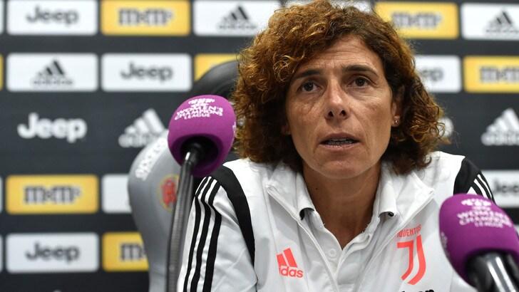 """Juventus Women-Barcellona, Guarino: """"Siamo pronte, abbiamo lavorato su ogni dettaglio"""""""