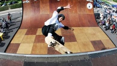 Skateboard, da San Paolo alle Olimpiadi