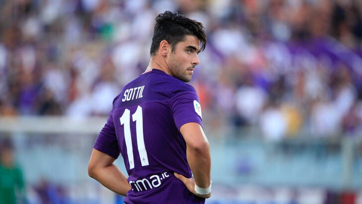 """Sottil lancia la sfida alla Juve: """"La Fiorentina ce la metterà tutta"""""""