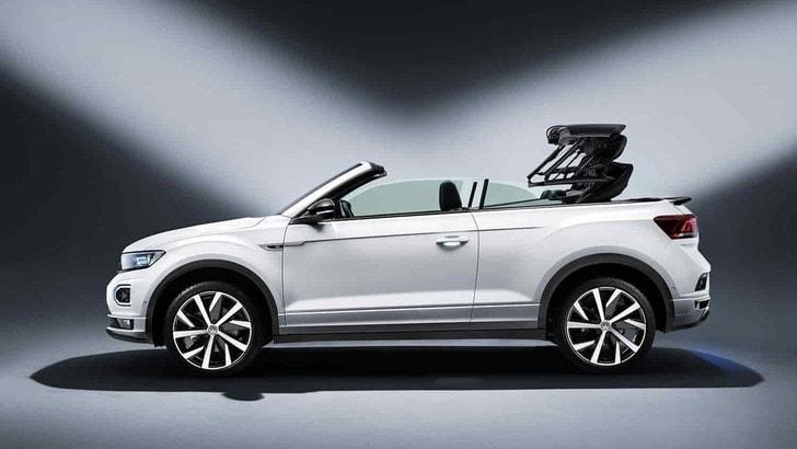 Volkswagen T-Roc Cabriolet, ecco l'erede del Maggiolino