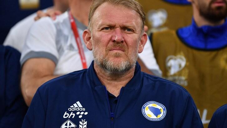 Prosinecki ci ripensa e torna ct della Bosnia:
