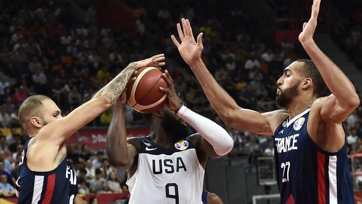 Usa ko con la Francia: clamoroso ai Mondiali di basket!