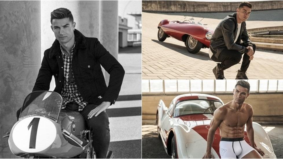 <p>Per la campagna di comunicazione della collezione Fall/Winter del suo marchio di abbigliamento, il fenomeno della Juve ha scelto alcuni dei meravigliosi veicoli della collezione del MAUTO (foto Frederico Martins)</p>