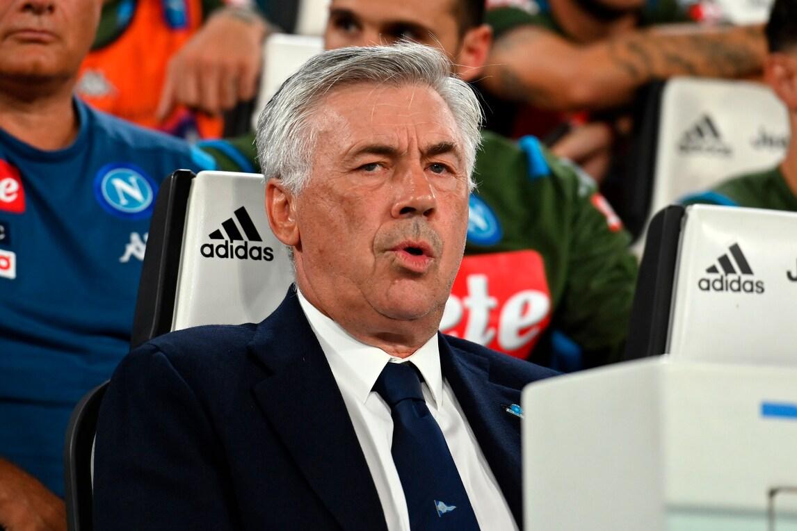 Napoli, lo sfogo di Ancelotti:
