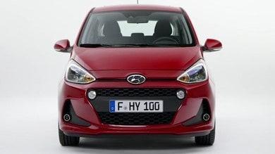 Hyundai i10 al Salone di Francoforte 2019: VIDEO