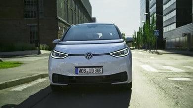 Salone di Francoforte 2019: ID.3, futuro di VW: VIDEO