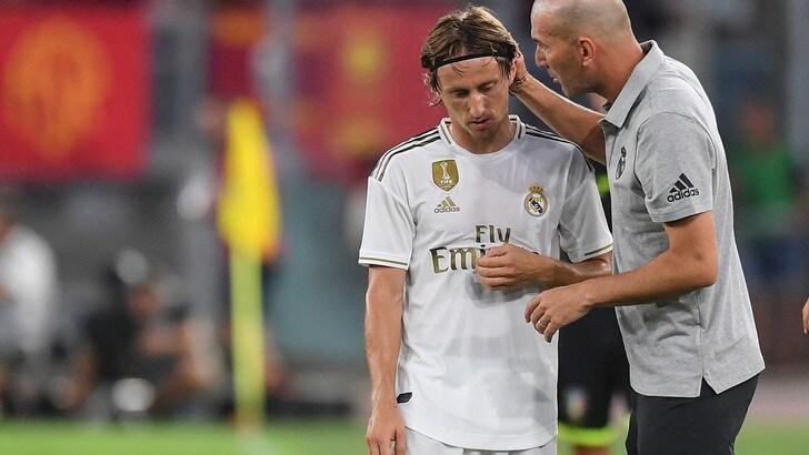 Real Madrid nei guai: si ferma anche Modric