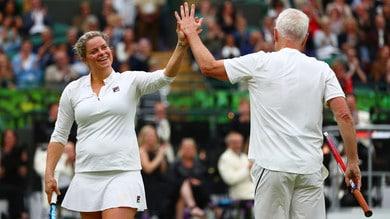 Kim Clijsters tornerà in campo nel 2020:
