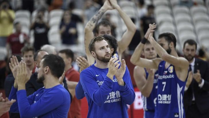 Mondiali di basket, Repubblica Ceca-Polonia 94-84