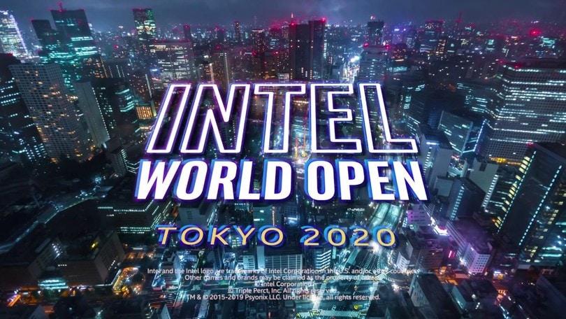 Intel porta gli esport a Tokyo2020