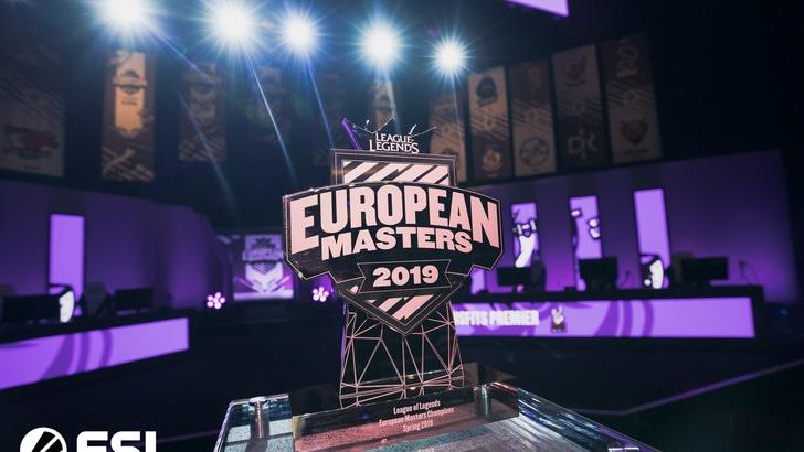 EU Masters: definiti i gruppi della Champions di League of Legends