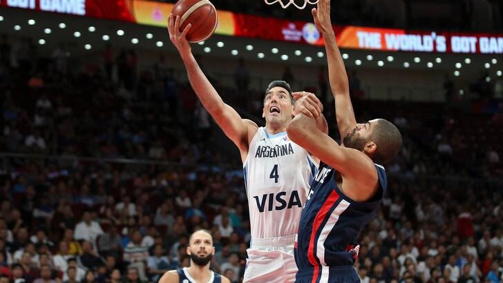 L'Argentina batte la Francia e conquista la finale ai Mondiali di basket