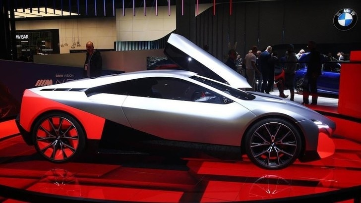 BMW M, idea per una supercar Motorsport