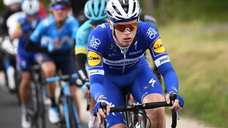 Vuelta, la 19ª tappa va a Cavagna. Roglic resta leader