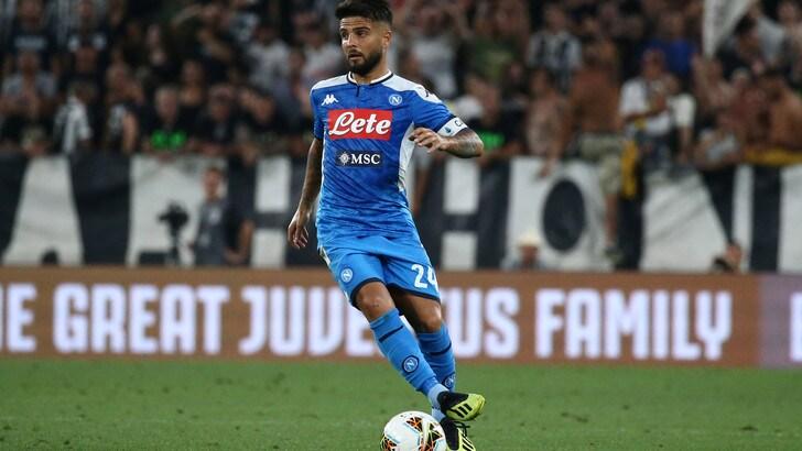Napoli, i convocati di Ancelotti per la Samp: Insigne recuperato, out Milik