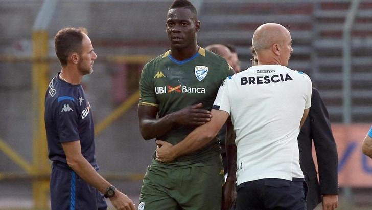 Brescia, Corini frena Balotelli: