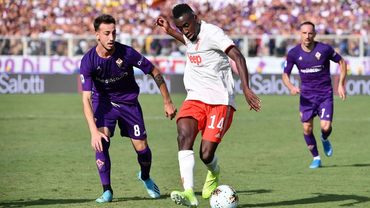 Fiorentina-Juventus 0-0, il tabellino