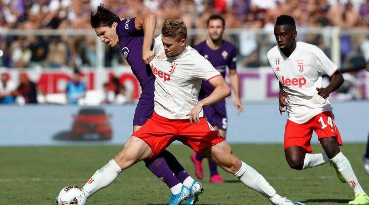 Fiorentina-Juve 0-0: Pjanic, Dougla Costa e Danilo ko, Sarri preoccupato