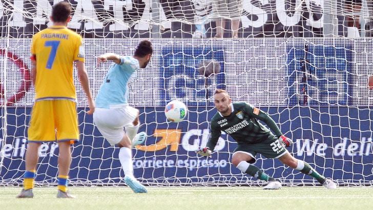 Serie B, vola l'Entella. Cittadella e Ascoli ok, Livorno e Trapani flop
