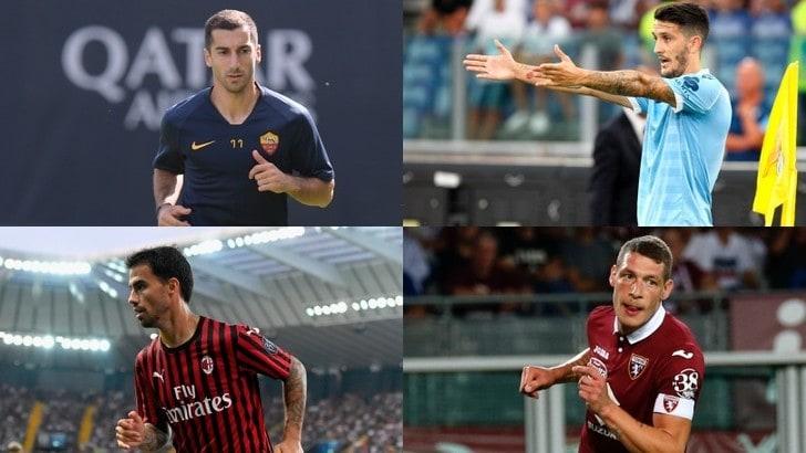Tutte le probabili formazioni della 3ª giornata di Serie A