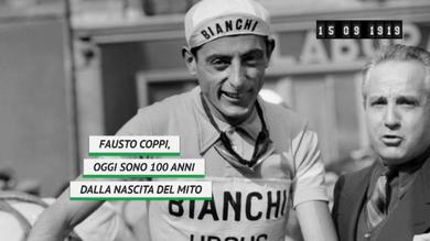 Born this day - Fausto Coppi, 100 anni di un mito