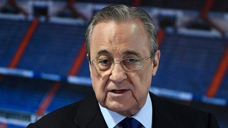 """Real Madrid, Perez: """"Dobbiamo tornare ad avere fame"""""""
