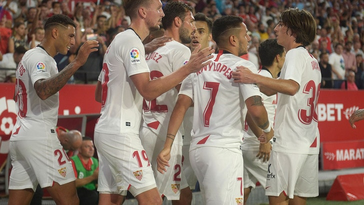 Liga: Siviglia in vetta alla classifica, Alaves battuto 1-0