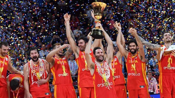 Basket, la Spagna di Scariolo è campione del mondo
