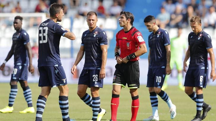 Spal-Lazio 2-1, il tabellino