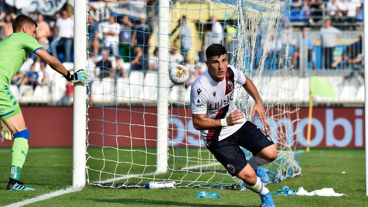 Serie A: Orsolini lancia il Bologna, Kurtic la Spal. Crolla il Parma