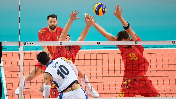 Europei Maschili: l'Italia vince ancora, battuta la Romania