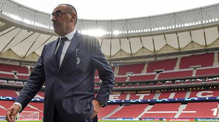 Atletico Madrid-Juve, la formazione di Sarri