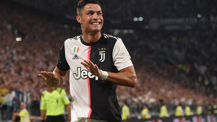 """Ronaldo: """"È come se avessi 28 anni, voglio il record dei Palloni d'Oro"""""""