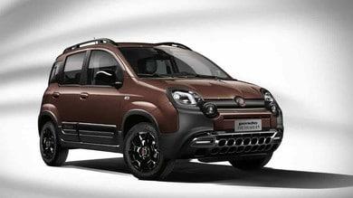 Fiat Panda Trussardi, limited edition per l'icona italiana