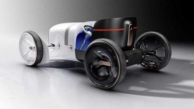 Vision Mercedes Simplex, concept omaggio alla 35 PS