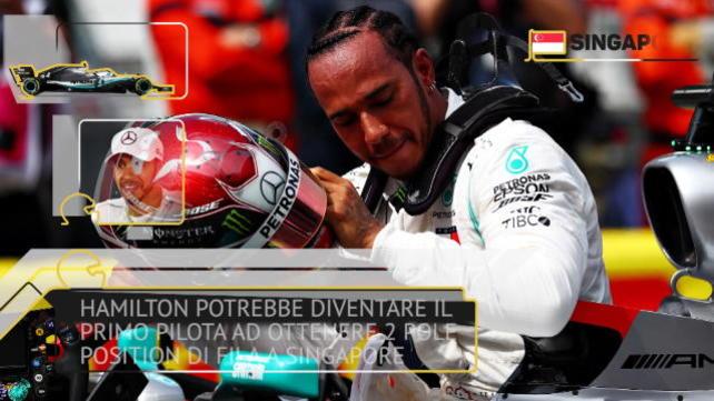 GP Singapore - La race preview
