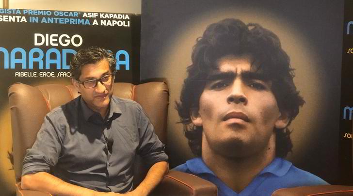 """""""Diego Maradona"""", la recensione del nuovo film di Asif Kapadia"""