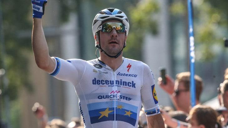 Mondiali ciclismo: Affini, Martinelli e Viviani per la staffetta mista